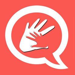 hands off me logo