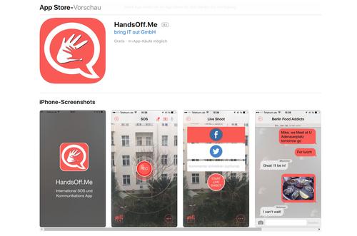 avous app itunes store page